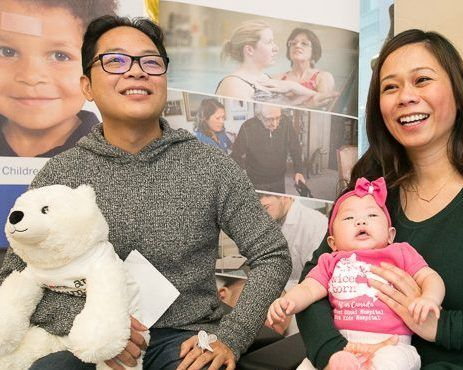 Better Care for Babies and Families Story Image