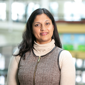 Varsha Thakur